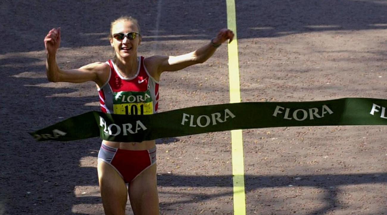 uk athletics world records clean slate doping track and field paula radcliffe