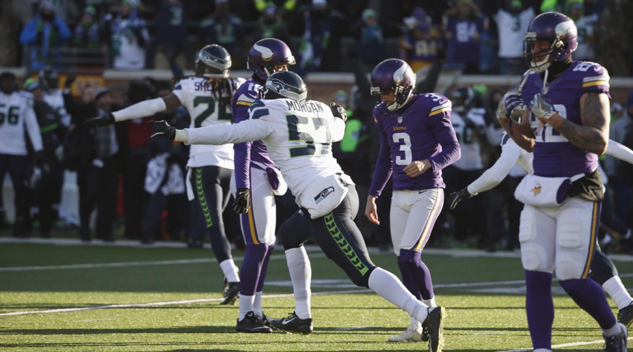 the best attitude bb994 3297f How Blair Walsh's Missed FG Forged an Unexpected Connection ...