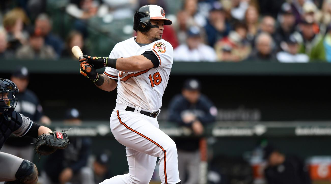 colorado rockies sign gerardo parra mlb rumors