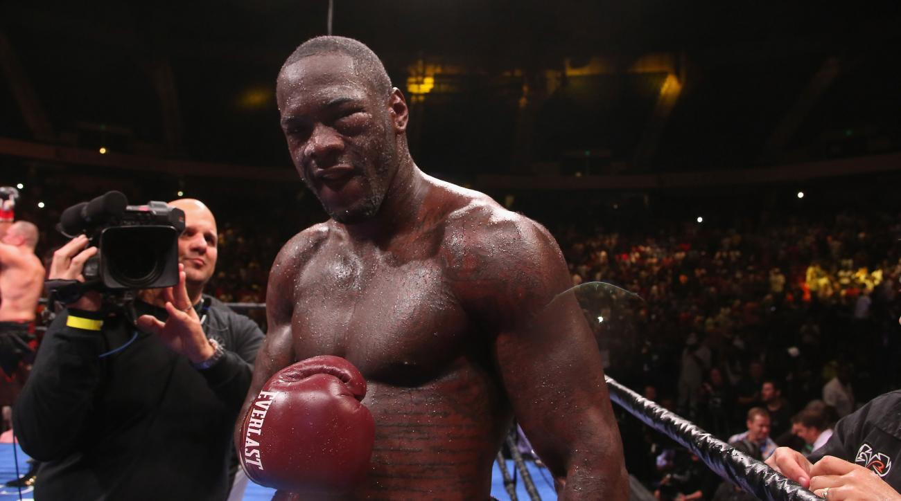 deontay wilder szpilka free showtime fight