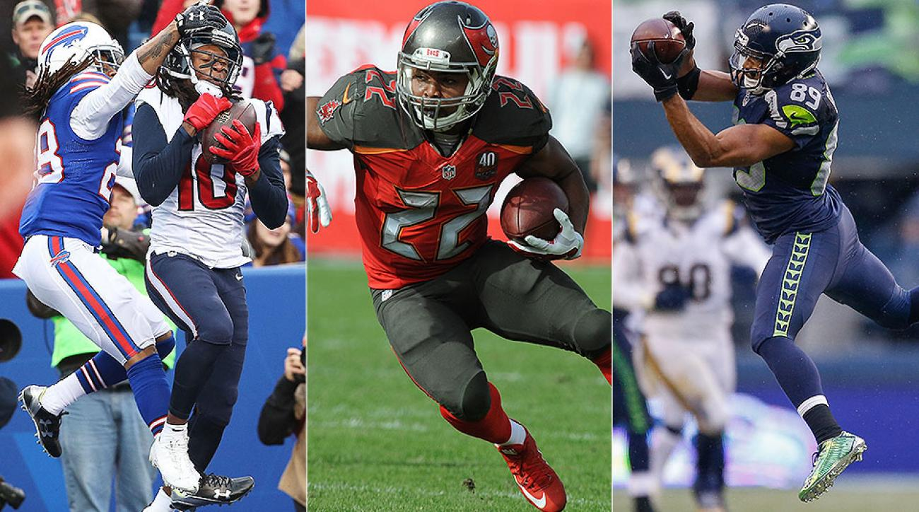 Fantasy football 2015 perfect team: Breakouts, sleepers redrafted by ADP