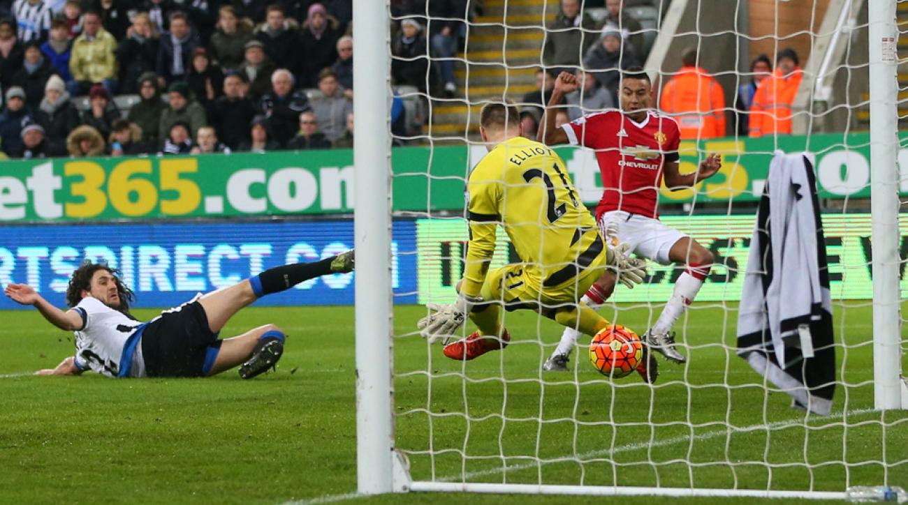 Manchester United, Newcastle, Jesse Lingard
