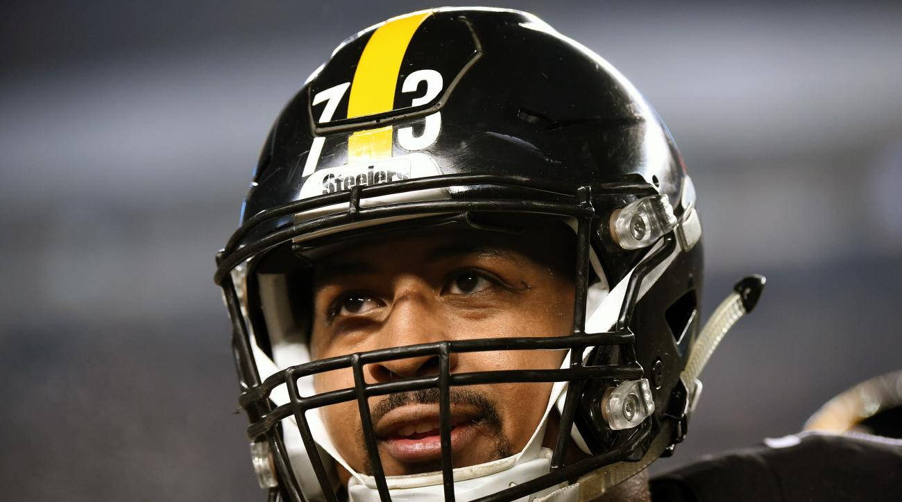Ramon Foster: Multiple Bengals players spit on Steelers