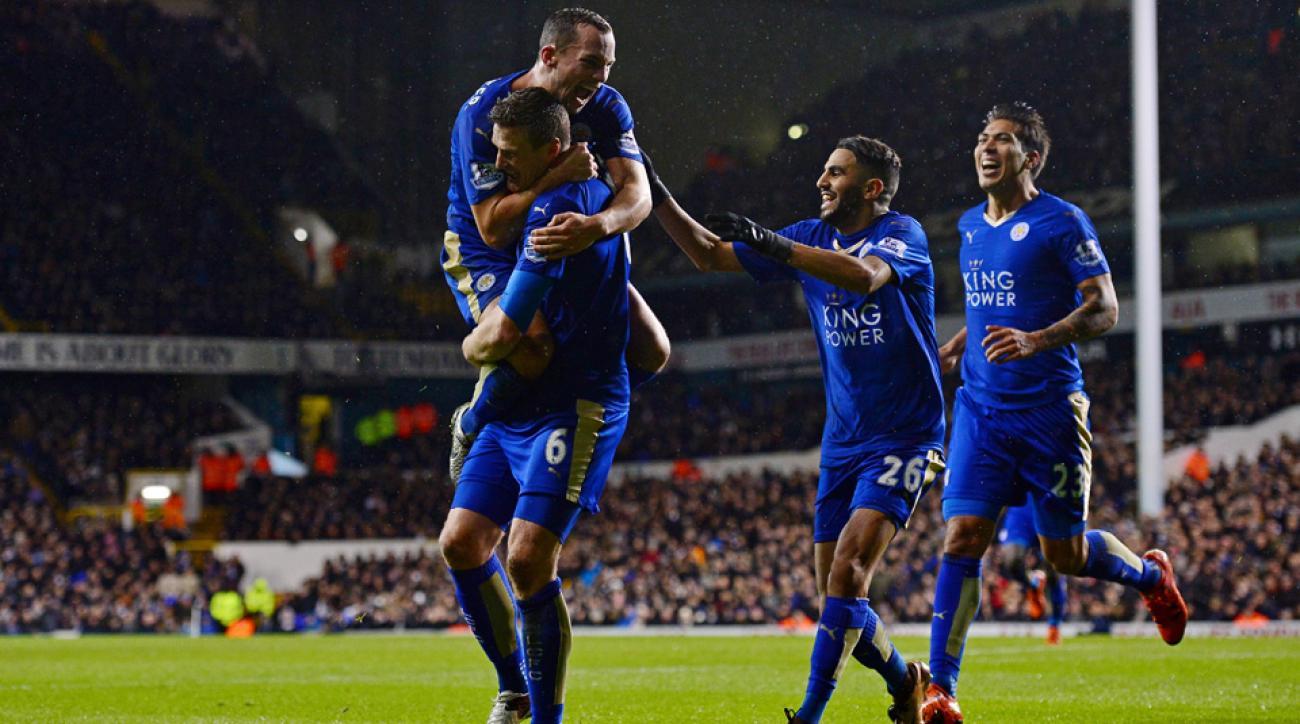 Leicester City, Tottenham, Robert Huth