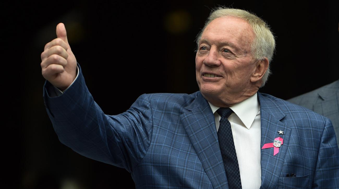 los angeles rams jerry jones greatest plan ever