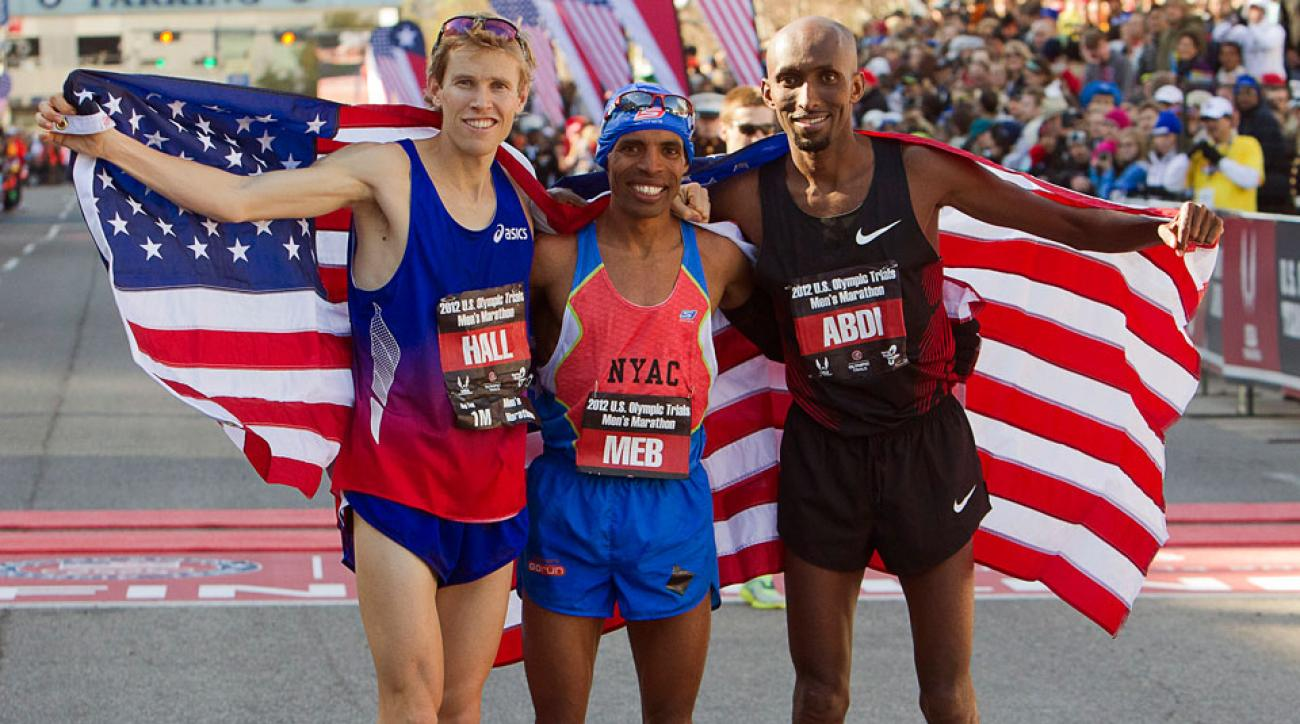 2012 olympic marathon team 2016 us olympic marathon trials meb keflezighi ryan hall shalane flanagan