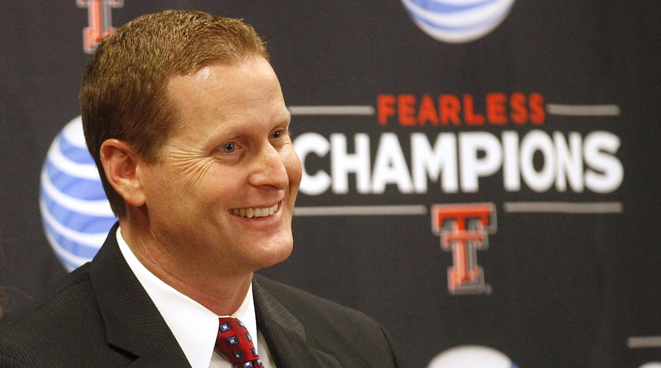 CFP names Kirby Hocutt selection committee chairman