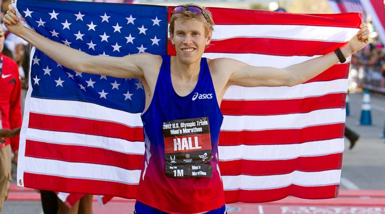 ryan hall announces retirement 2016 us olympic marathon trials