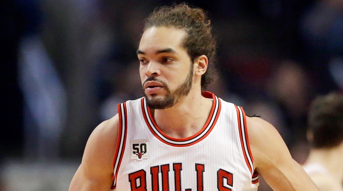 Chicago Bulls Joakim Noah separated left shoulder