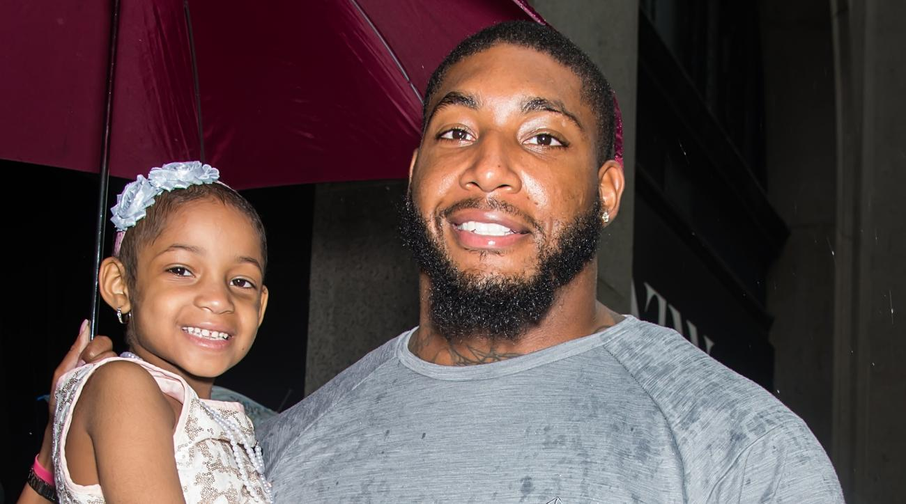 Devon and Leah Still appear on GMA