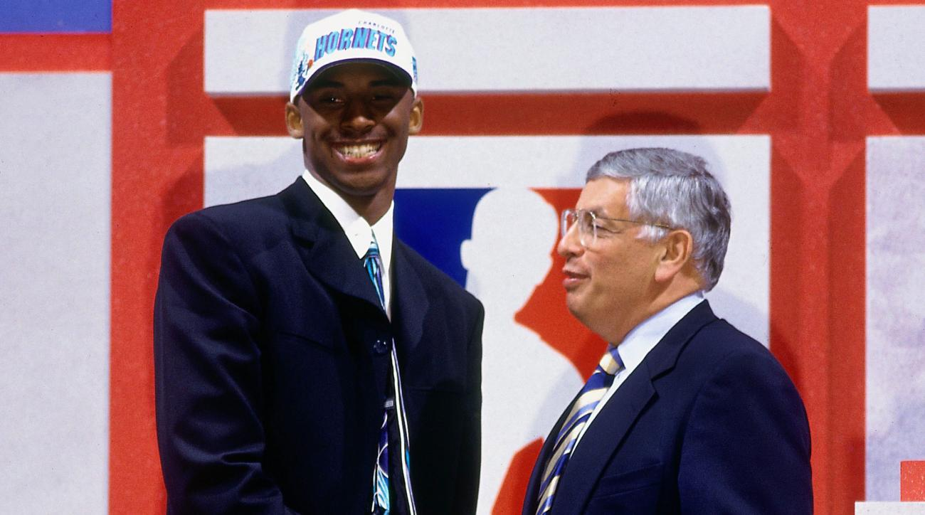 purchase cheap 9ef65 9b2ce Kobe Bryant  A look back at the 1996 NBA draft   SI.com