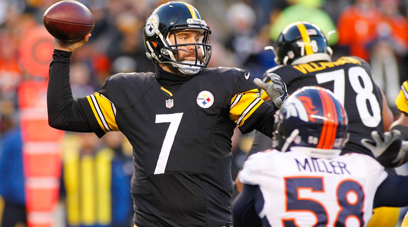 NFL divisional round odds: Steelers, Chiefs underdogs in AFC