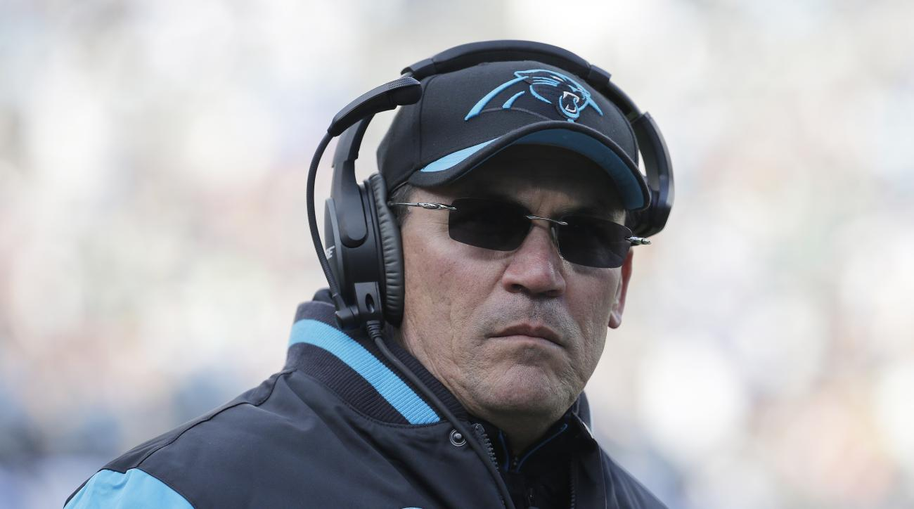 carolina panthers hoverboards banned ron rivera