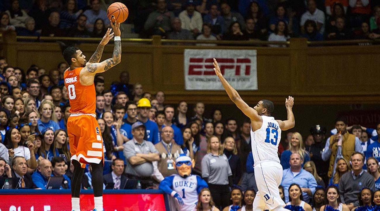 Syracuse defeats Duke