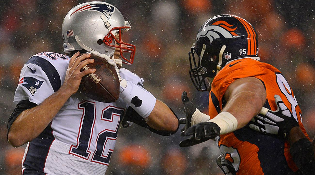 AFC Championship Odds: Patriots favored on road against Broncos