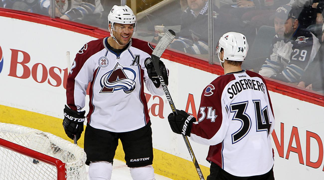 nhl rumors news injuries transactions jarome iginla