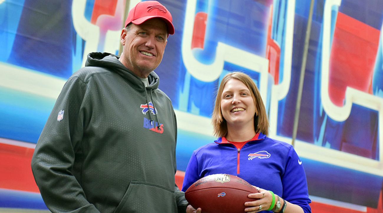 Amy Trask on the Buffalo Bills' hiring of Kathryn Smith.