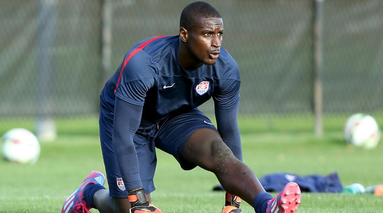 D.C. United goalkeeper Bill Hamid will miss 4-6 months with a torn meniscus