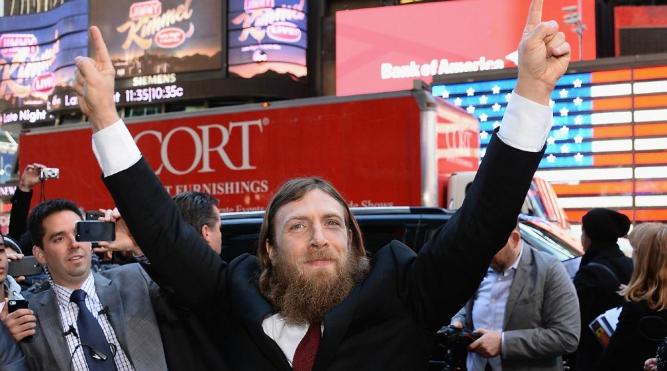 WWE's Daniel Bryan has been cleared to return to the ring