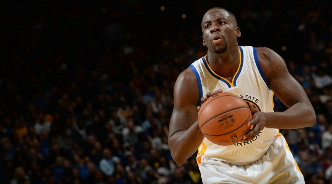 Golden State Warriors' Draymond Green missed All-Star cut