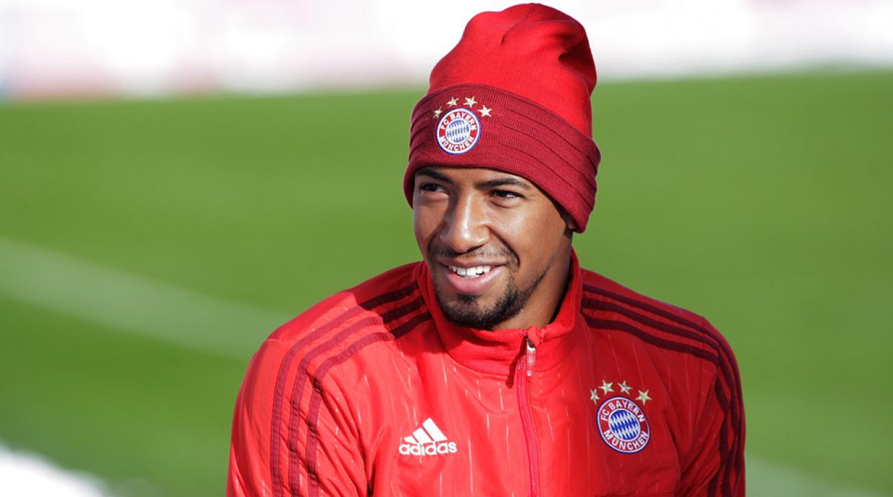 Jerome Boateng returns to Bundesliga action with Bayern Munich after the winter break.
