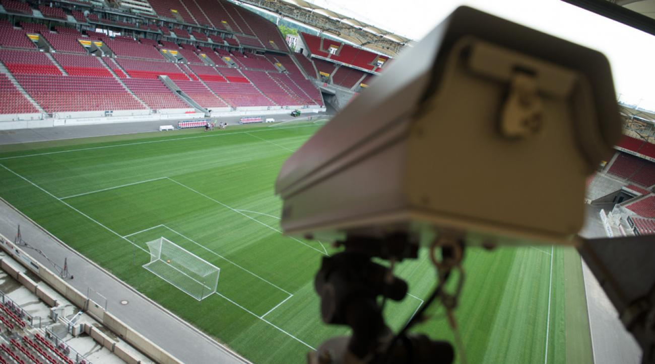 UEFA has approved the use of goal-line technology for Euro 2016, Champions League