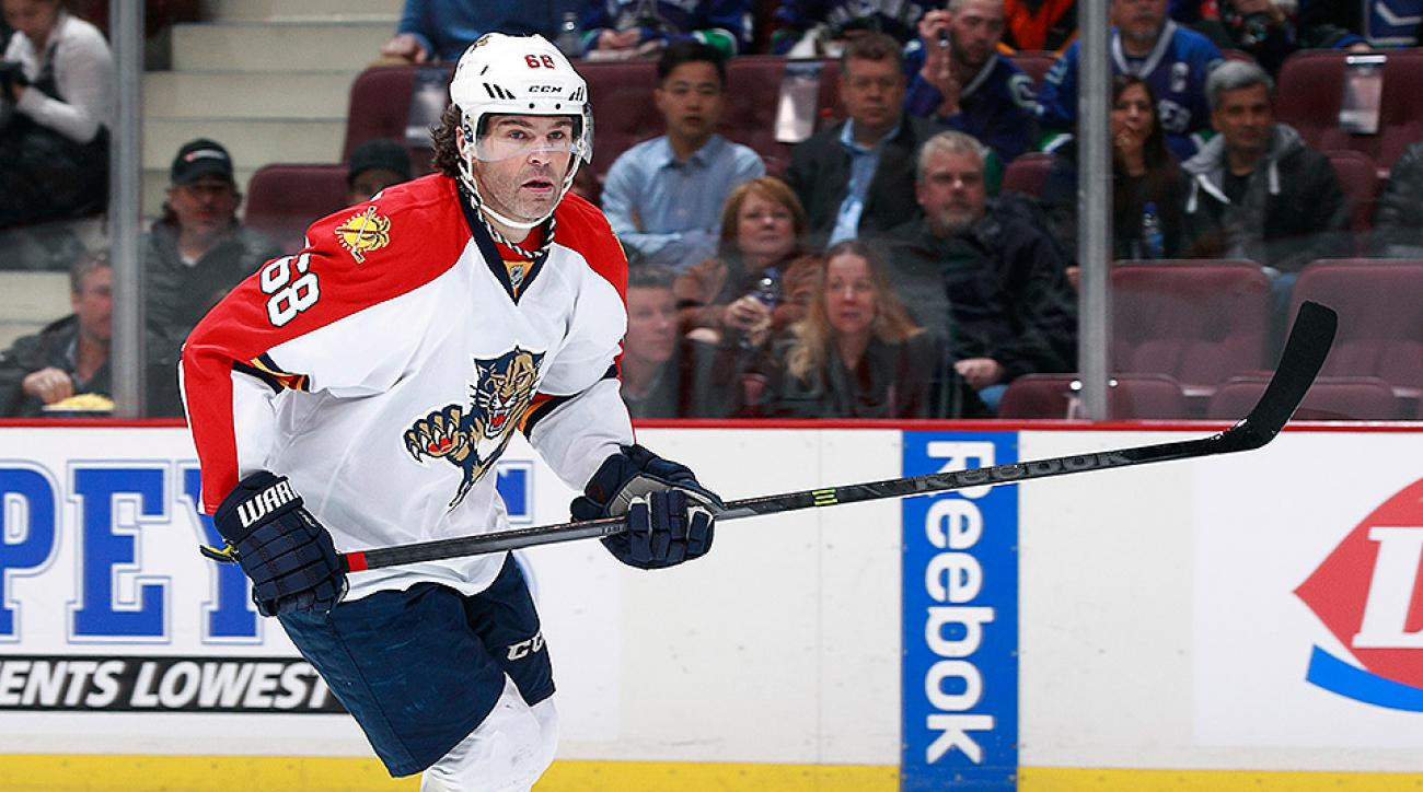 Florida Panthers Jaromir Jagr