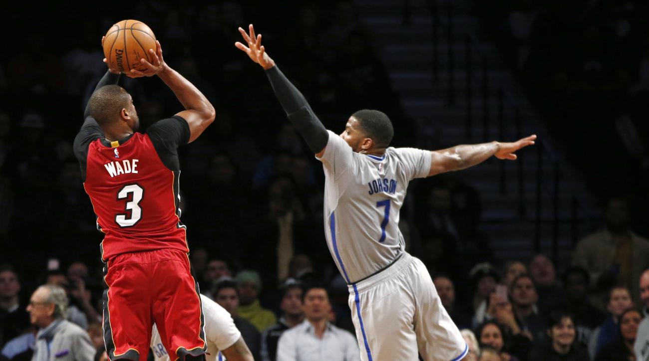 Dwyane Wade: Miami Heat guard receives coaching tips from son | SI com