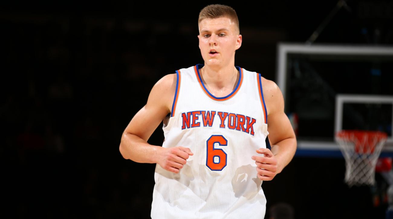 206b31d7614 Kevin Durant calls Knicks Kristaps Porzingis a basketball unicorn ...
