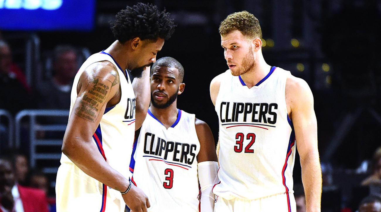 e88c0b5b0f73 Blake Griffin injury  Clippers need star healthy for playoff run ...