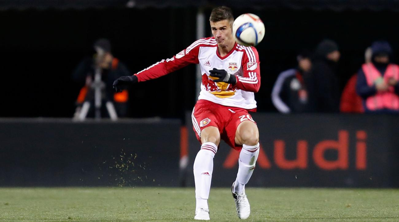 Matt Miazga will reportedly be sold to Chelsea by the New York Red Bulls