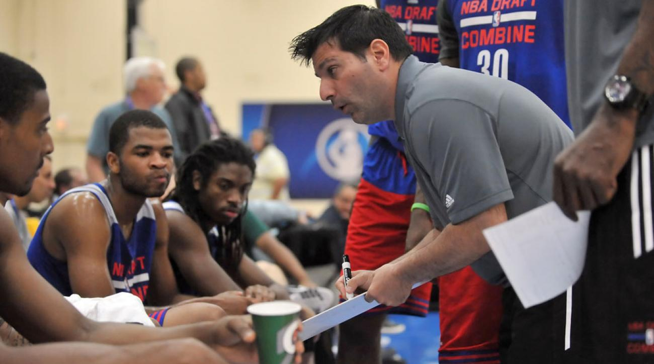 mike longabardi cavaliers hired assistant coach