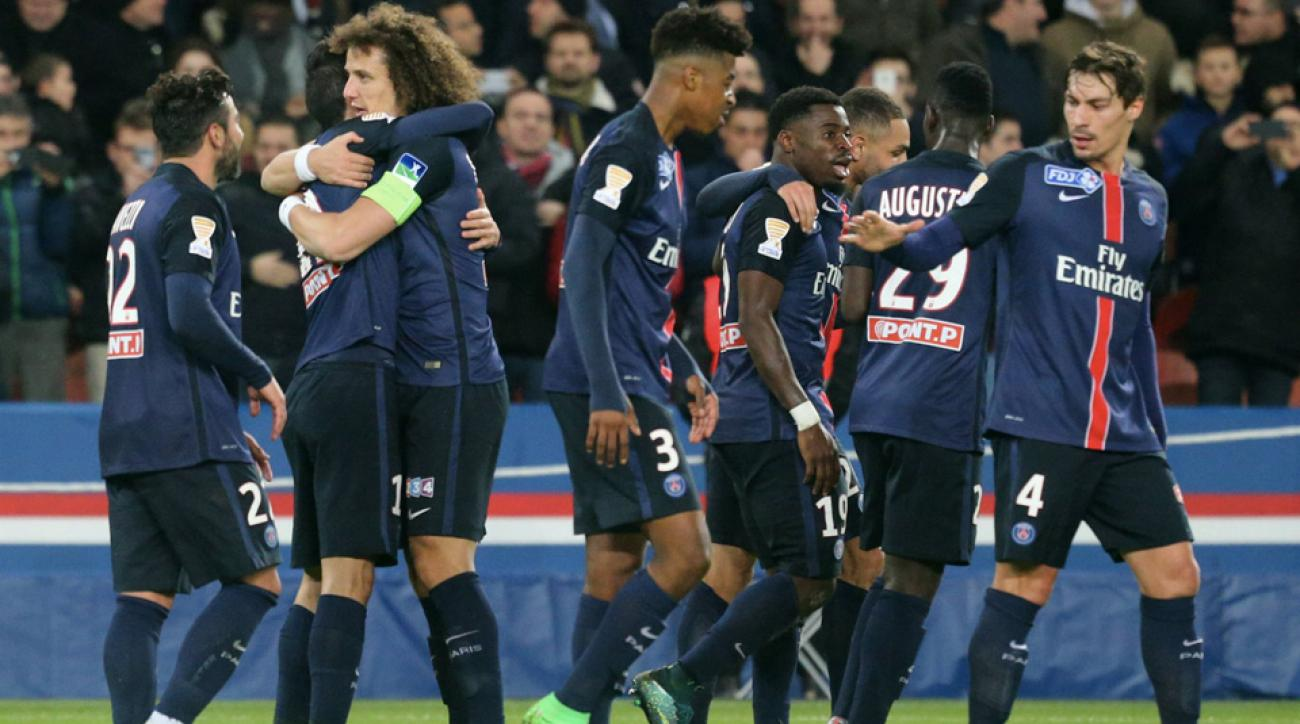 PSG beats Toulouse to reach French League Cup final