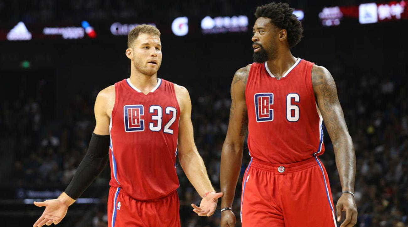 blake griffin fight los angeles clippers deandre jordan interview investigation