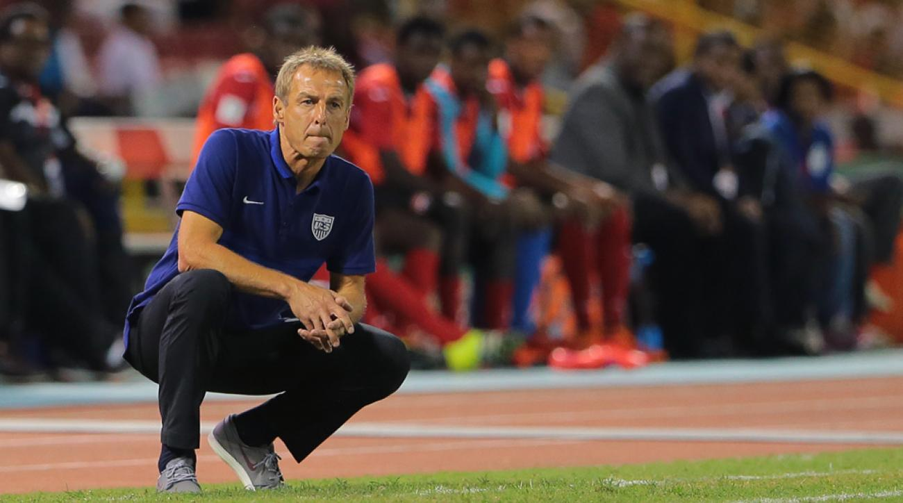 Jurgen Klinsmann and the U.S. men's national team face Iceland in their first match of 2016.