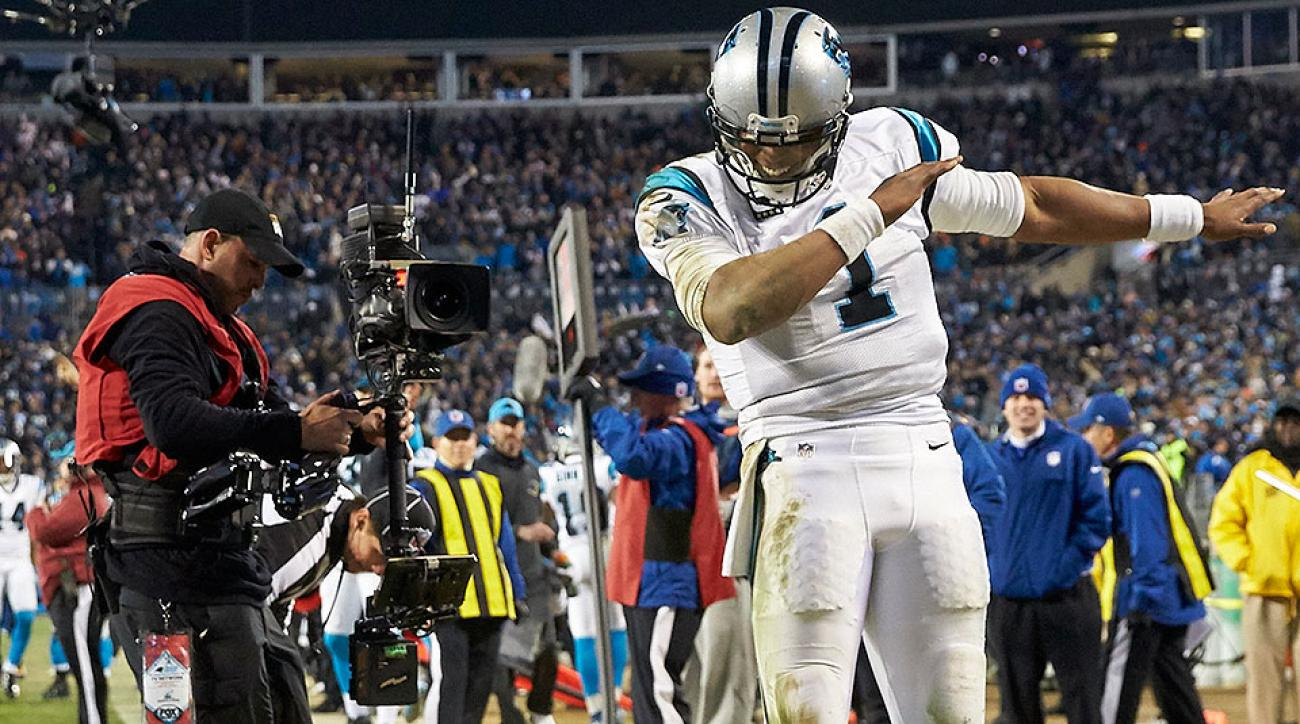 Critics of Cam Newton's touchdown dance, celebrations, attitude are overblown