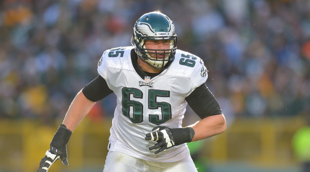 Eagles, Lane Johnson agree to contract extension