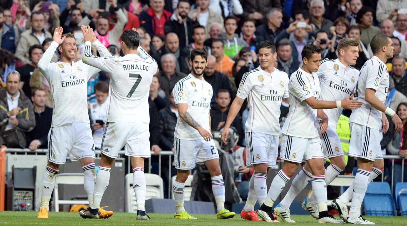 Real Madrid, Adidas to sign kit sponsorship deal