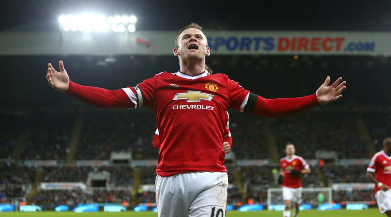 Wayne Rooney scored a gorgeous goal in the FA Cup on Friday