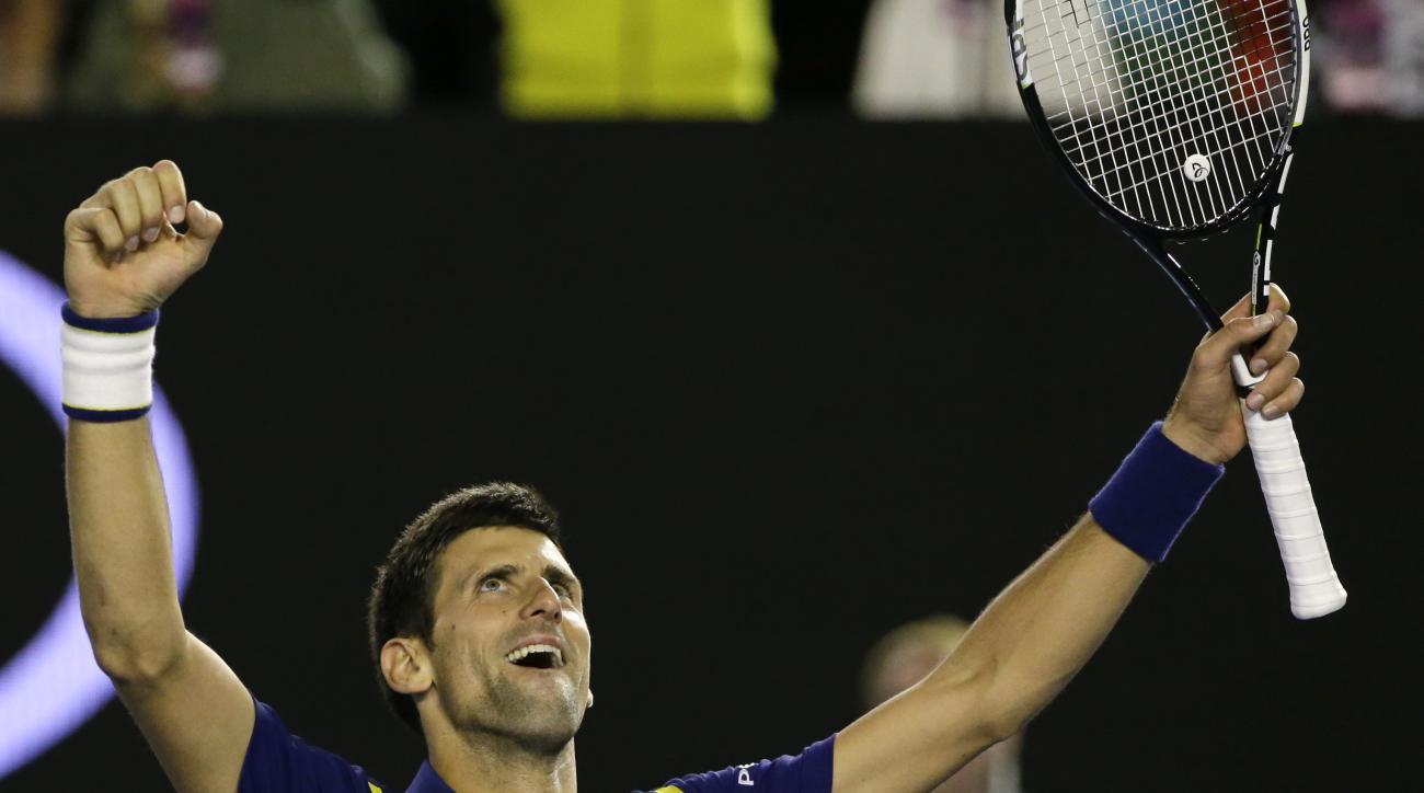 novak djokovic wins australian open andy murray