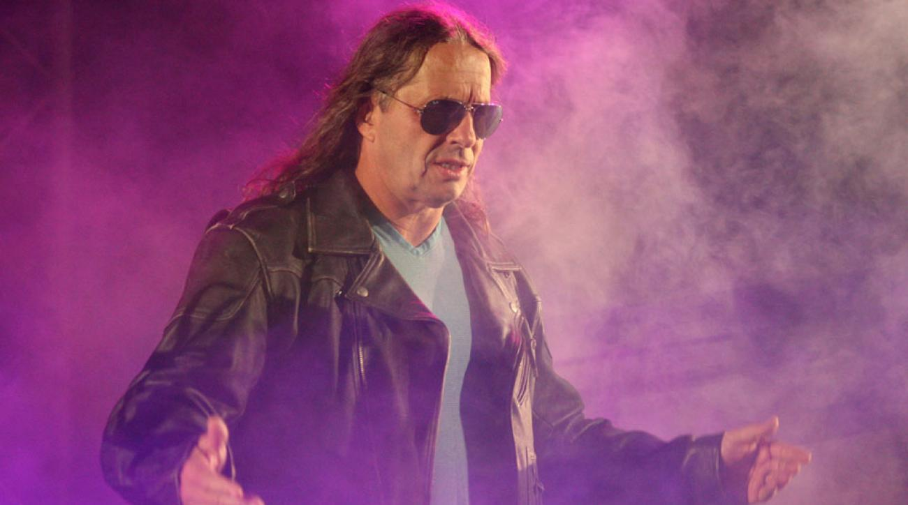 bret hart prostate cancer announcement instagram