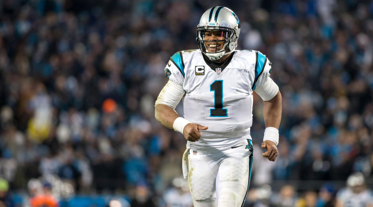 carolina panthers cam newton trailblazer comments super bowl 50