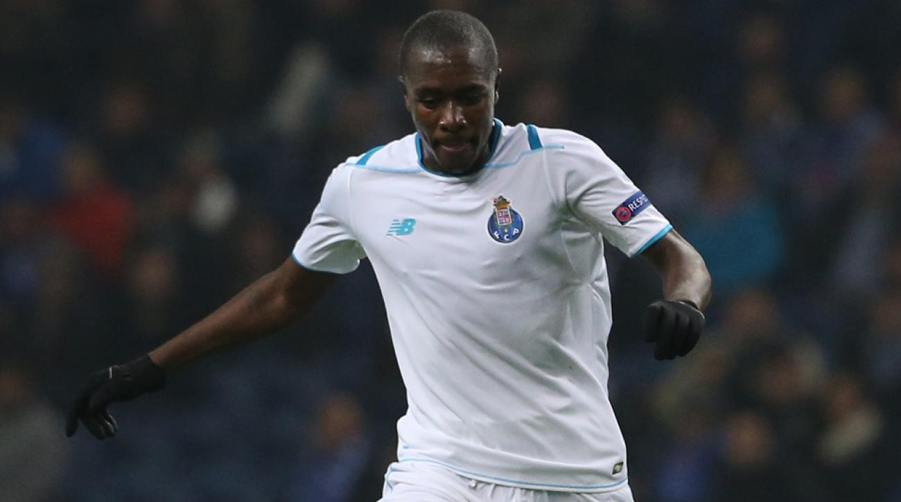 Giannelli Imbula moves from Porto to Stoke City