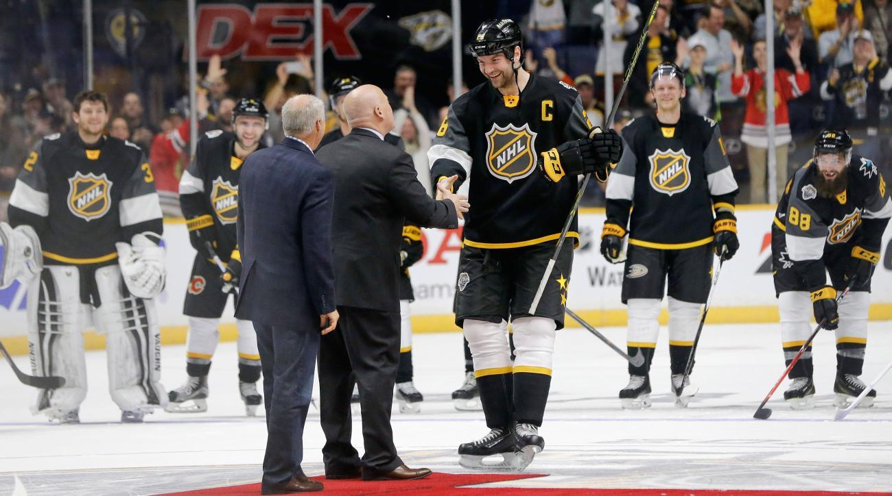 John Scott s NHL All-Star Game drama 9658d4a40