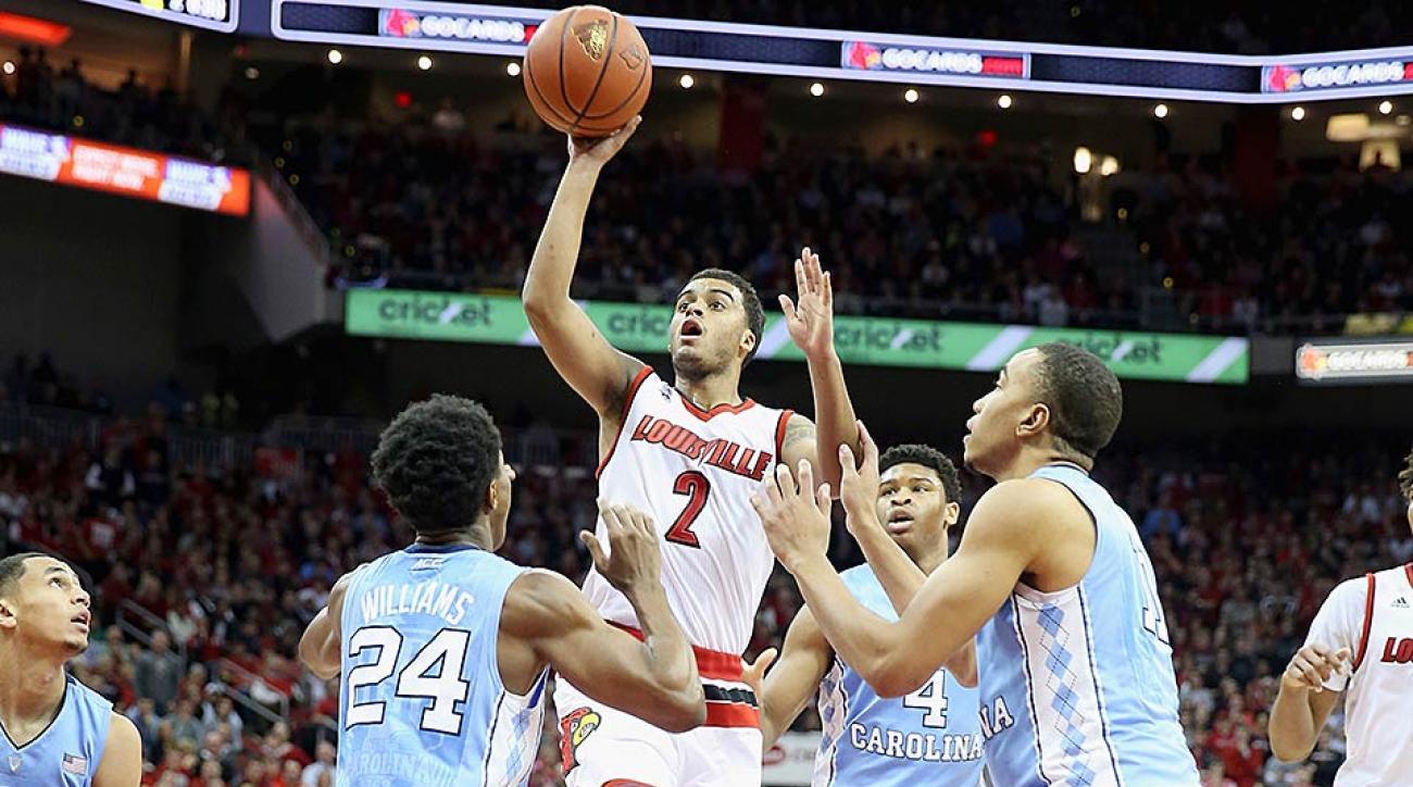 Louisville vs. North Carolina