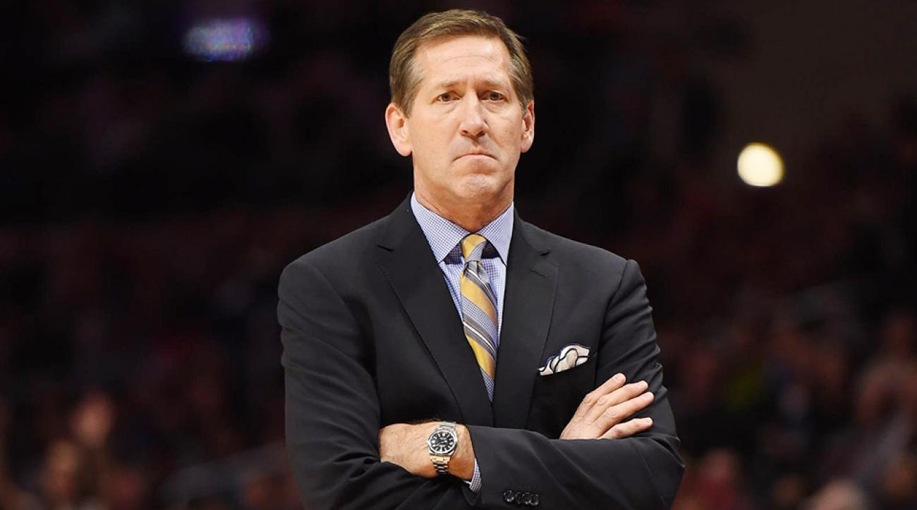 Jeff Hornacek fired Phoenix Suns let coach go after 14–35 start