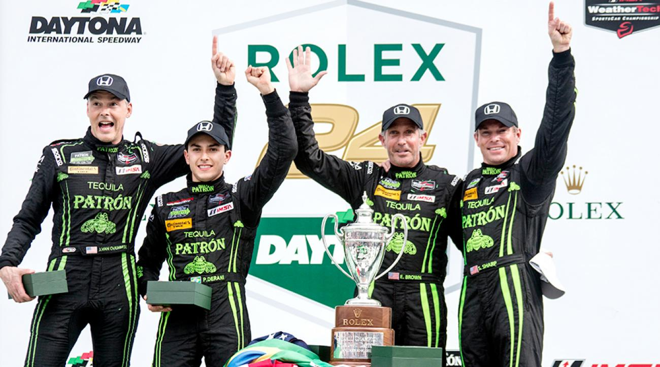 Rolex 24 Daytona Scott Sharp