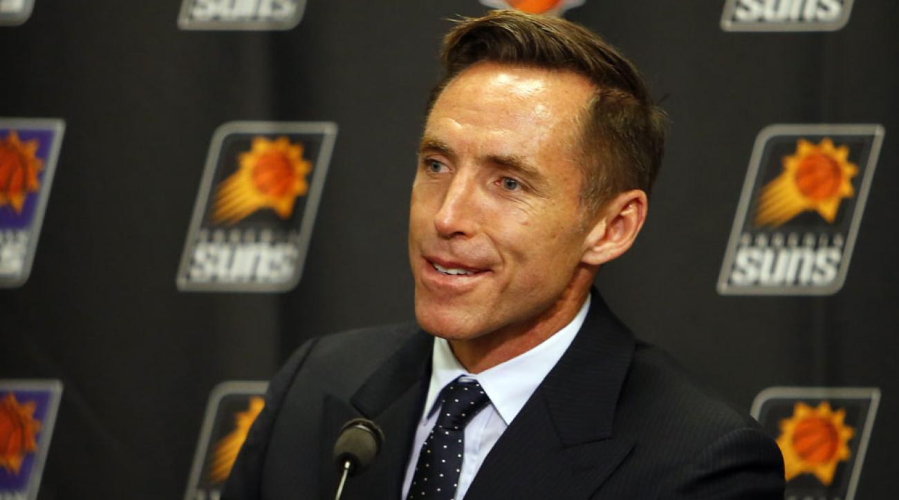 steve nash phoenix suns coaching position vacancy