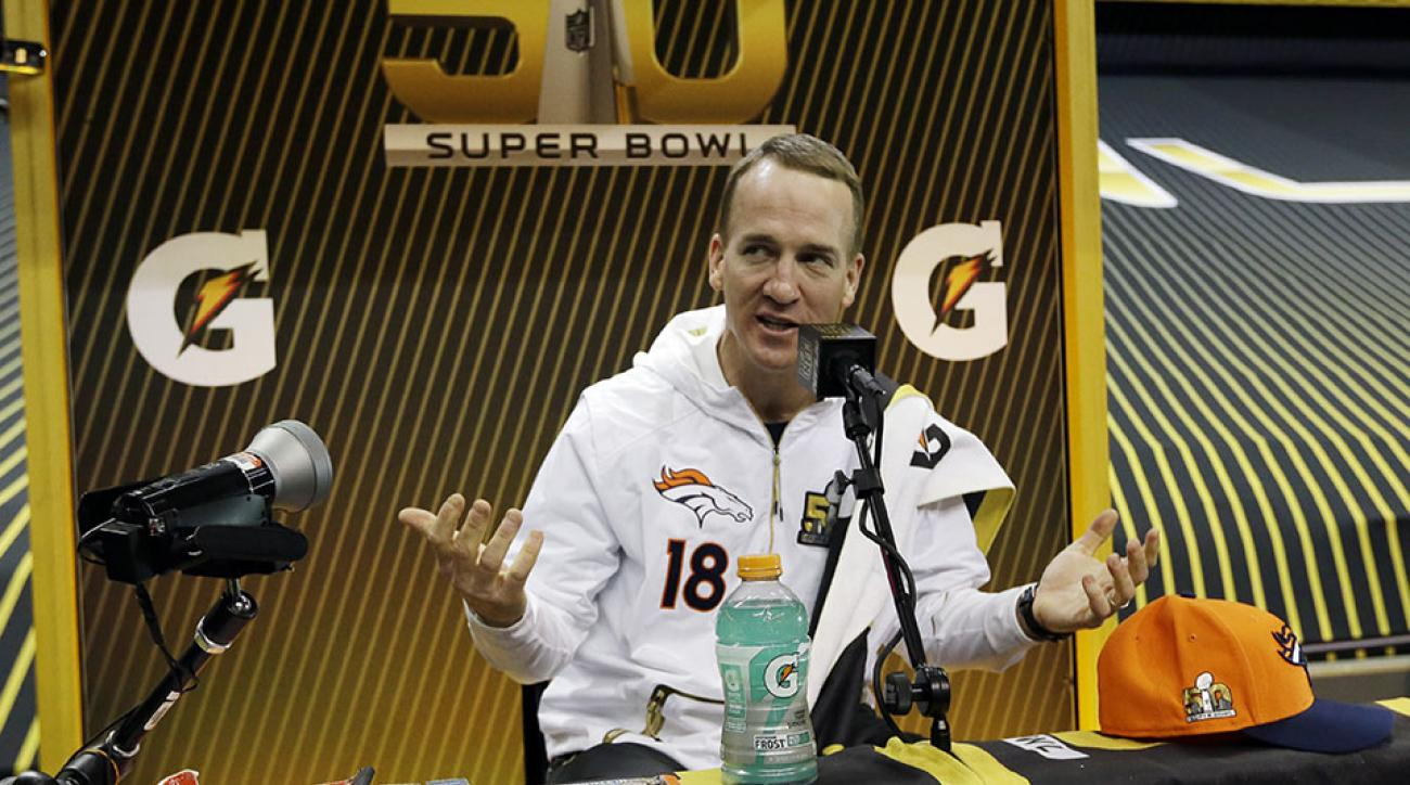 super bowl media day peyton manning best quotes broncos