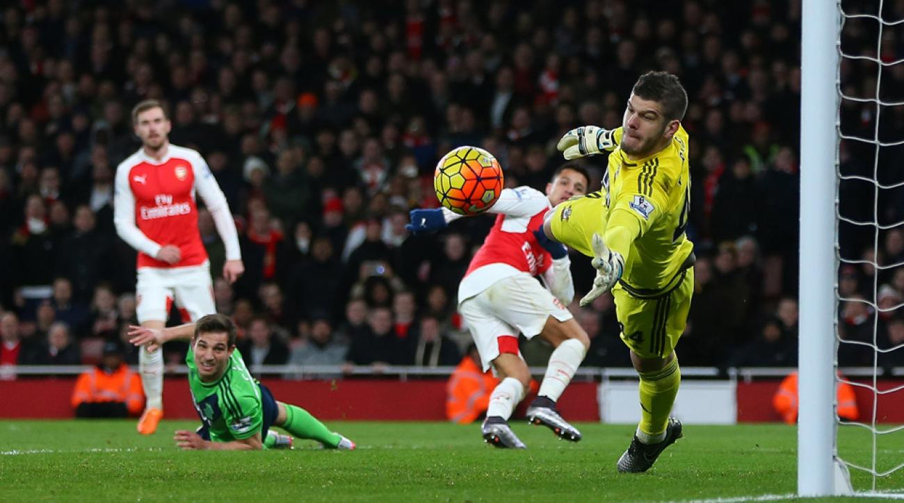 Fraser Forster and Southampton stifled Arsenal for a second time this season